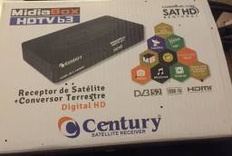 Receptor de Satélite! Conversor Terrestre! Digital HD