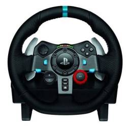 Volante G29 Logitech Seminovo - PS4 / PS3 / PC
