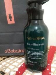 NativaSPA Baunilha Real (Vendo ou Troco)
