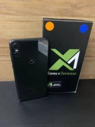 Título do anúncio: Motorola one seminovo - ótimo custo benefício