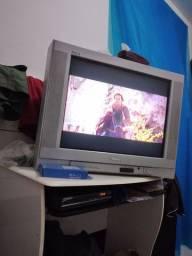 TV TOSHIBA 21 polegadas ( FACE )