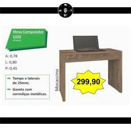 Título do anúncio: Escrivaniha para computador mesa para escritorio