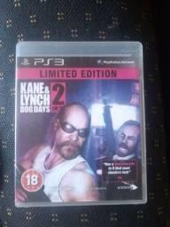 Jogo PS3 Kane e Lynch 2 Dog Days
