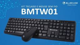 Kit Teclado e Mouse Sem Fio BlueCase - Loja Gorilla Tech (Novo, Garantia. Pronta entrega)