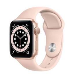 Apple watch s6 - dourado - 44mm