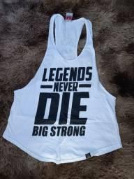 Camisa big strong