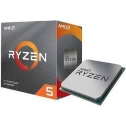 Título do anúncio: Processador AMD Ryzen 5 3600 - Realizamos entregas
