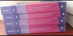 Livros de enfermagem médico cirúrgica da brunner