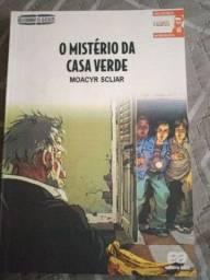 Título do anúncio: Livro Mistério da Casa Verde
