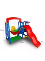 Título do anúncio: Playground infantil 3 em 1