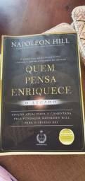 Livro Quem pensa enriquece (o legado)