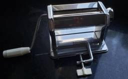 Máquina para Massas Frescas NOVA - Cilindro Manual em Inox