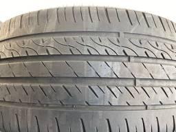 Pneus Aro 18 semi novo são 2  pneus