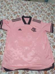 Camisa flamengo outubro Rosa