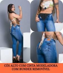 Calça jeans modelo novo
