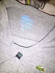 Camisa lacoste 1 linha