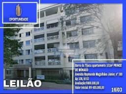LEILÃO de apartamento na Barra da Prince de Mônaco 300