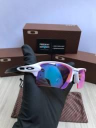 Óculos Oakley Flak White 2.0 novo