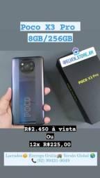 Poco X3 PRO 6GB Ram/128GB Rom Zerado, Lacrado, Garantia