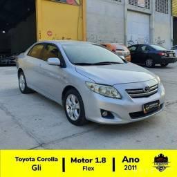 Título do anúncio: Toyota Corolla Gli 1.8 16V(Flex)(Aut)