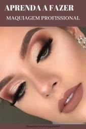Curso de Maquiagem Profissional- Método Advence   POR  APENAS R$ 149,90