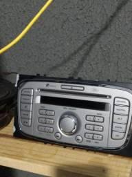 Toca cd auto rádio Ford Focus 2012