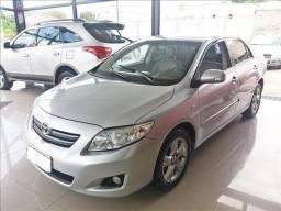 Toyota Corolla xei 1.8 prata 16V flex 4p aut