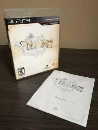 Jogo PS3 - Ni No Kuni em excelente estado