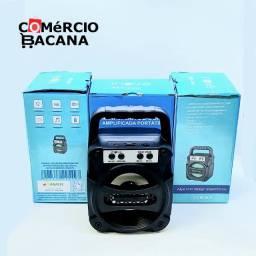 Mini caixa de som Inova RAD-9046