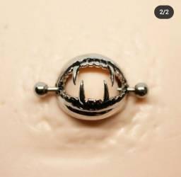 Piercing vamp mamilo