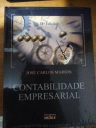 Contabilidade Empresarial livro
