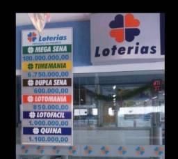 Título do anúncio: Loterica reg. Santos, Litoral de São Paulo