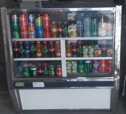 Título do anúncio: Balcão Refrigerado Expositor 1.00 m - Refrigel