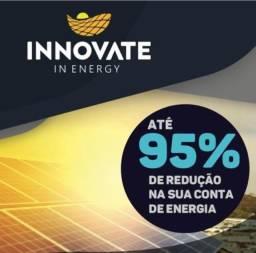Energia solar 100% financiado, sem nada de entrada em até 84 meses!