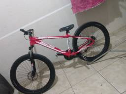 vendo ou troca Bike top aro 26