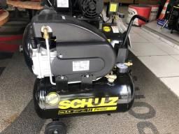Compressor Schulz 8,5/25L PRATIC AIR 2.0Cv
