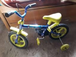 Bicicleta Infantil Masculina