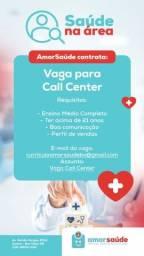 Vaga de Emprego - Call Center
