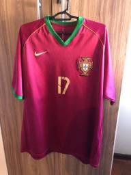 Camisa Portugal CR7 Raríssima