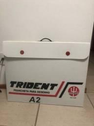 Título do anúncio: Prancheta para desenho Trident A2