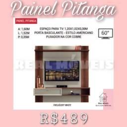 Painel pitanga para tv de até 60° polegadas