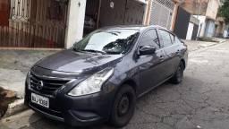 Carro Versa 490,00 aluguel uber