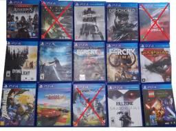 Jogos do Playstation 4