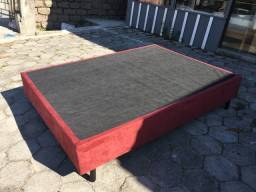 Base box suede tamanho padrão