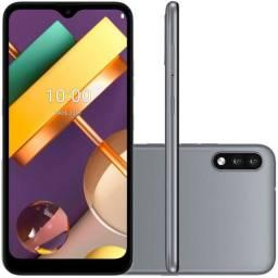 Celular Smartphone LG K22 Plus 64Gb 4G Tela 6.2