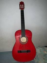 Violão kashima vermelho