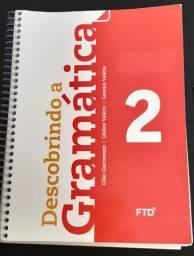Descobrindo a gramática 2 ano Ftd