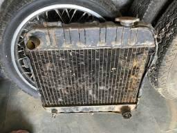 Radiador opala 4 cc