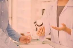 Balconista de farmácia COM EXPERIÊNCIA