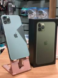 IPhone 11 Pro Max 64GB Verde Novo - Oportunidade